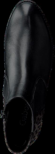 Zwarte GABOR Enkellaarsjes 71.660.27 - large