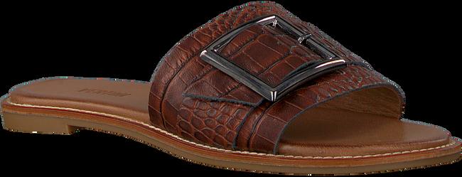 Bruine VERTON Slippers T-10201  - large