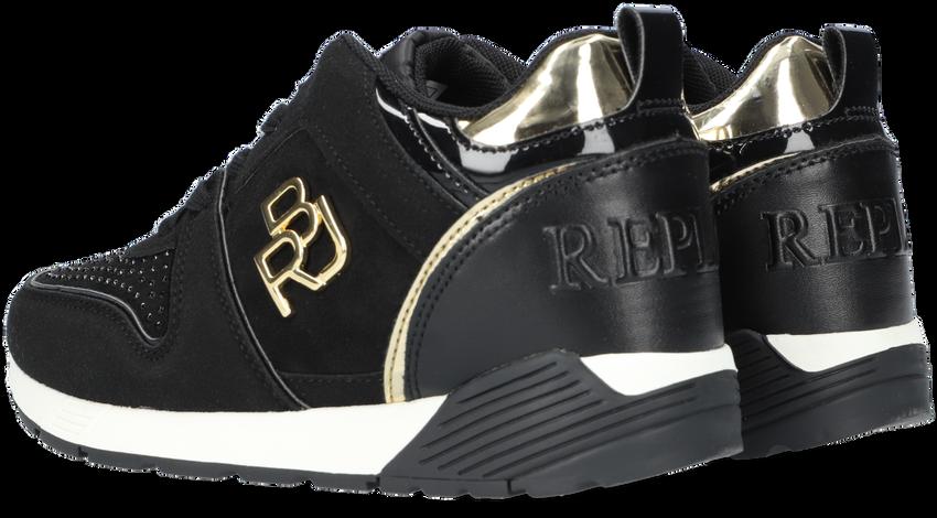 Zwarte REPLAY Lage sneakers PARIS  - larger