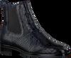 Blauwe OMODA Chelsea boots MASHA  - small