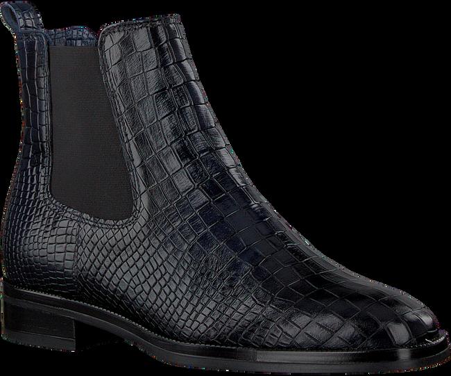 Blauwe OMODA Chelsea boots MASHA  - large