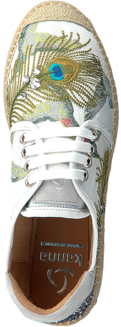 Witte KANNA Sneakers KV8187 - large