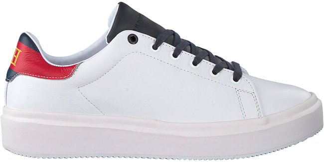 Witte TOMMY HILFIGER Sneakers LUXURY CORPORATE  - large