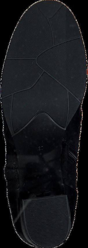 Zwarte OMODA Enkellaarsjes CORINNE-08 - larger