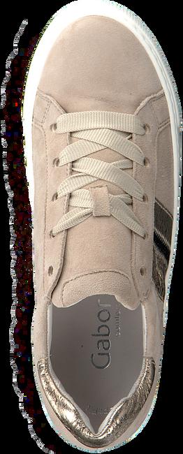Beige GABOR Lage sneakers 495  - large