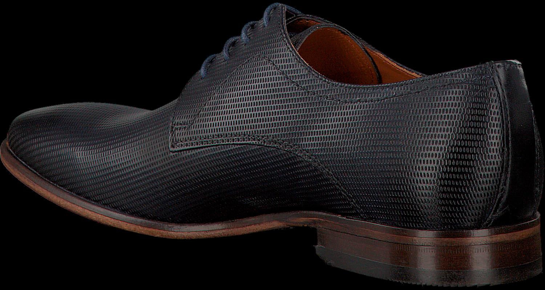 Chaussures Habillées De Treuil Bleu 6000 zC04V