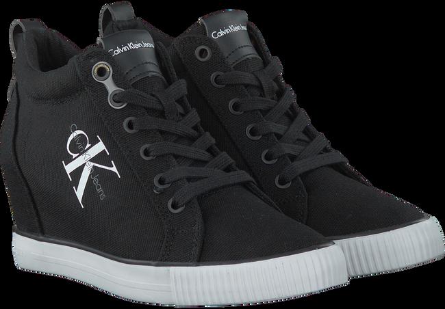 Zwarte CALVIN KLEIN Sneakers RITZY - large