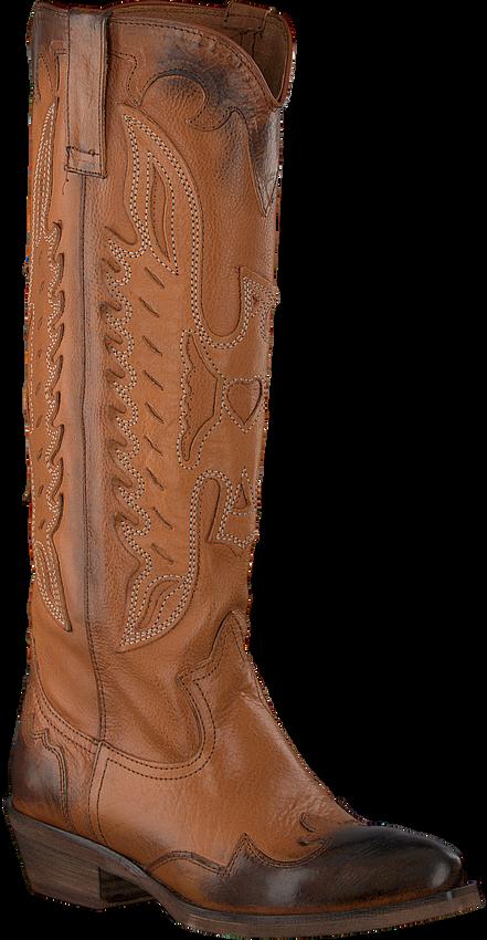 Cognac OMODA Cowboylaarzen TEX813 - larger