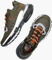 Groene BRAQEEZ Lage sneakers GIO GENNA  - medium