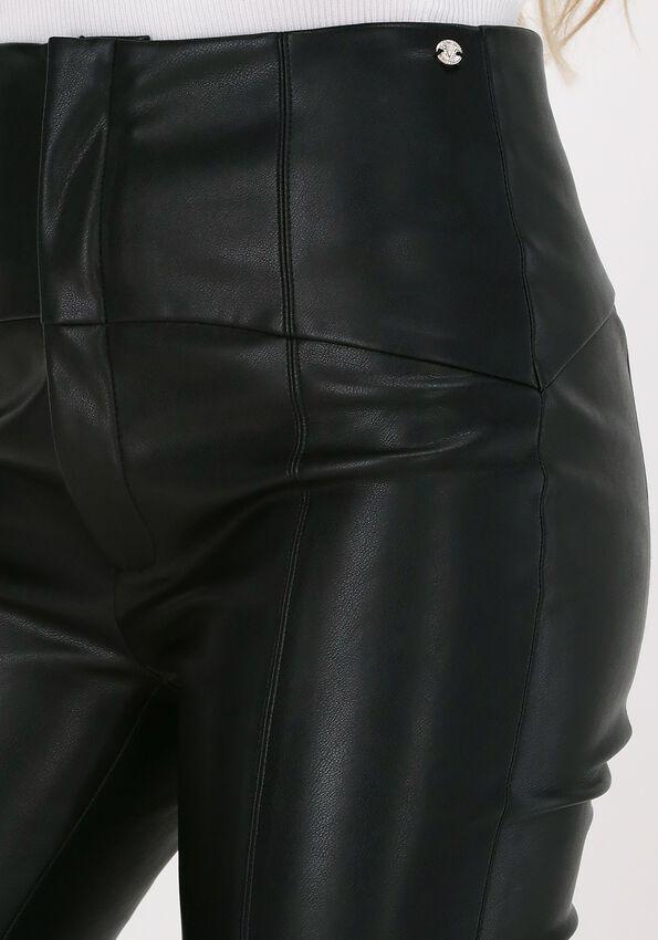 Zwarte JOSH V Pantalon MARYM  - larger