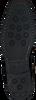 Zwarte FLORIS VAN BOMMEL Veterboots 85603 - small