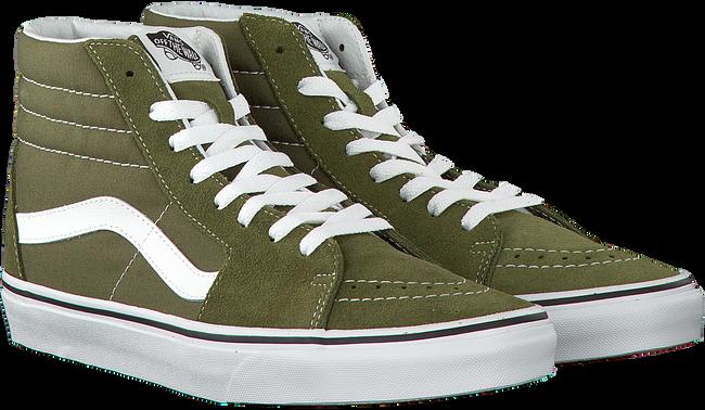 Groene VANS Sneakers SK8-HI HEREN  - large