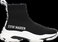 Zwarte STEVE MADDEN Hoge sneaker MASTER  - medium