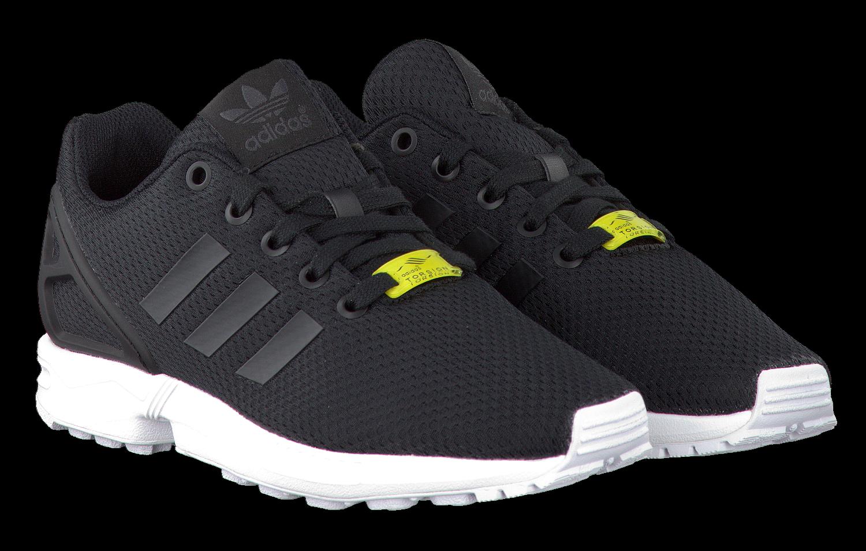 8ee8a9bf881 Zwarte ADIDAS Sneakers ZX FLUX KIDS - large. Next