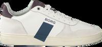 Witte BJORN BORG Sneakers T1020 LOW  - medium