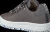 Grijze NUBIKK Sneakers YEYE PYTHON  - small