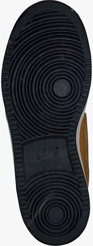 Gele NIKE Sneakers COURT BOROUGH MID (KIDS) - larger