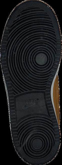 Gele NIKE Sneakers COURT BOROUGH MID (KIDS) - large