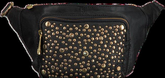 Zwarte DEPECHE Heuptas BUM BAG 13788  - large