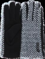 Zwarte Yehwang Handschoenen PATTERN  - medium