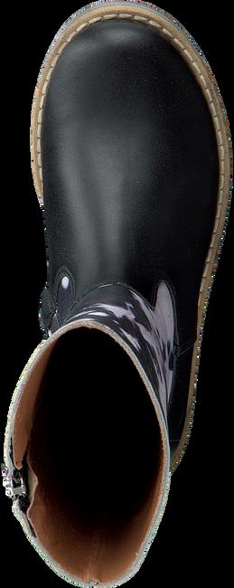 Zwarte WILD Lange laarzen 5550  - large