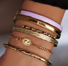 Gouden MY JEWELLERY Armband ARMBAND BEDEL CAMEE  - small