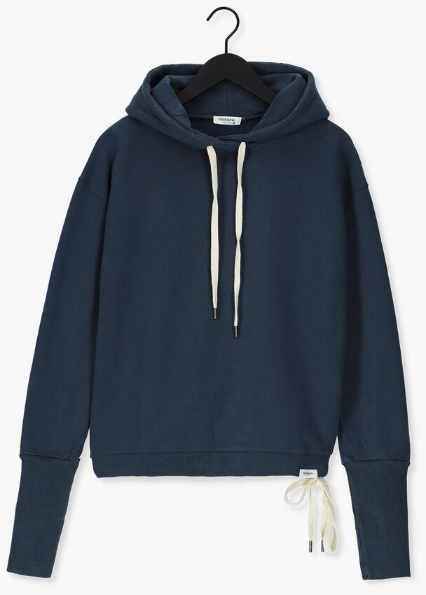 Blauwe PENN & INK Sweater W21T680  - larger