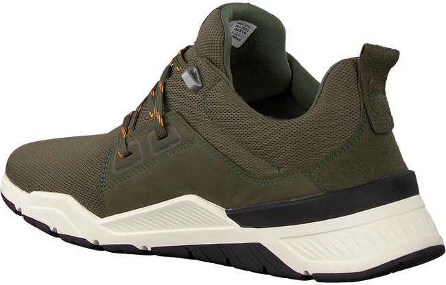 Groene TIMBERLAND Lage sneakers CONCRETE TRAIL OXFORD  - large