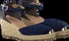 Blauwe NOTRE-V Espadrilles LUZ10-\OM-A  - small