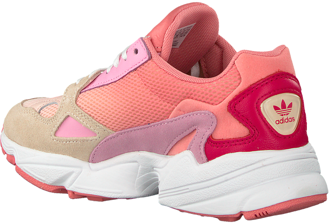 Roze ADIDAS Lage sneakers FALCON K  - large