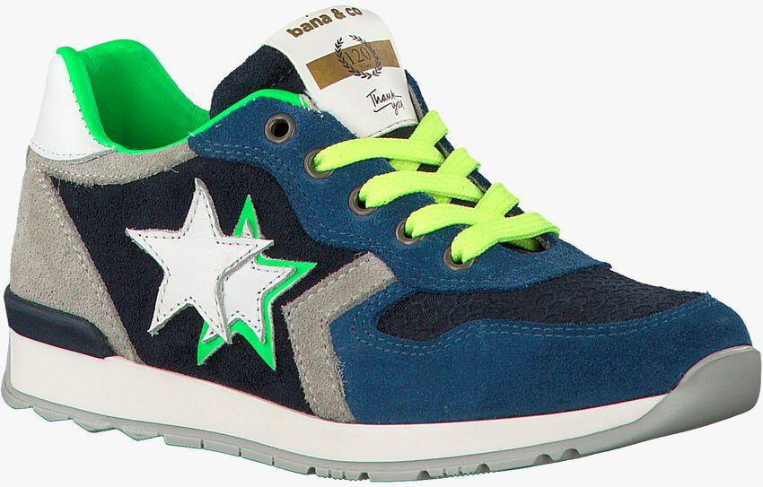 Blauwe BANA&CO Sneakers 46505 - larger
