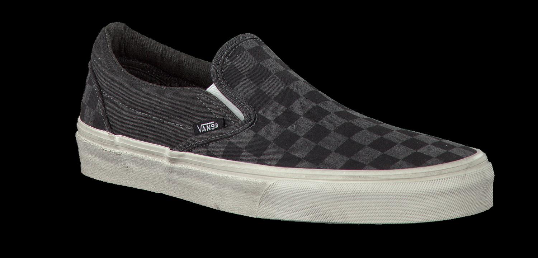 127f6e94487 Zwarte VANS Slip-on sneakers CLASSIC SLIP ON MEN. VANS. -70%. Previous