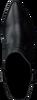 Zwarte TORAL Enkellaarzen 12031  - small
