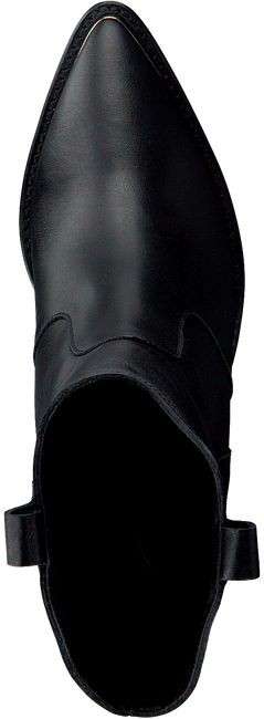 Zwarte TORAL Enkellaarzen 12031  - large