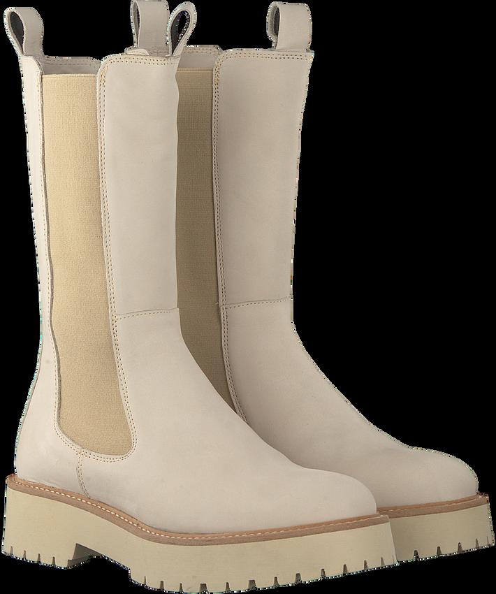 Beige NOTRE-V Chelsea boots MODA01  - larger