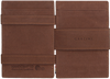 Cognac GARZINI Portemonnee ESSENZIALE COIN POCKET - small