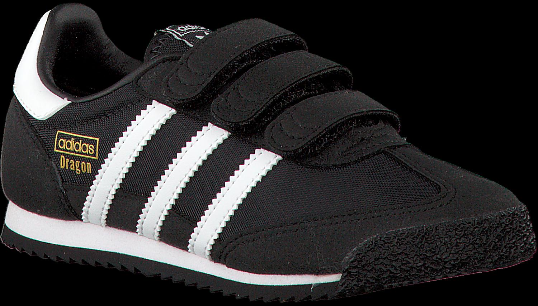 694ceb96215 Zwarte ADIDAS Sneakers DRAGON OG CF C - Omoda.nl