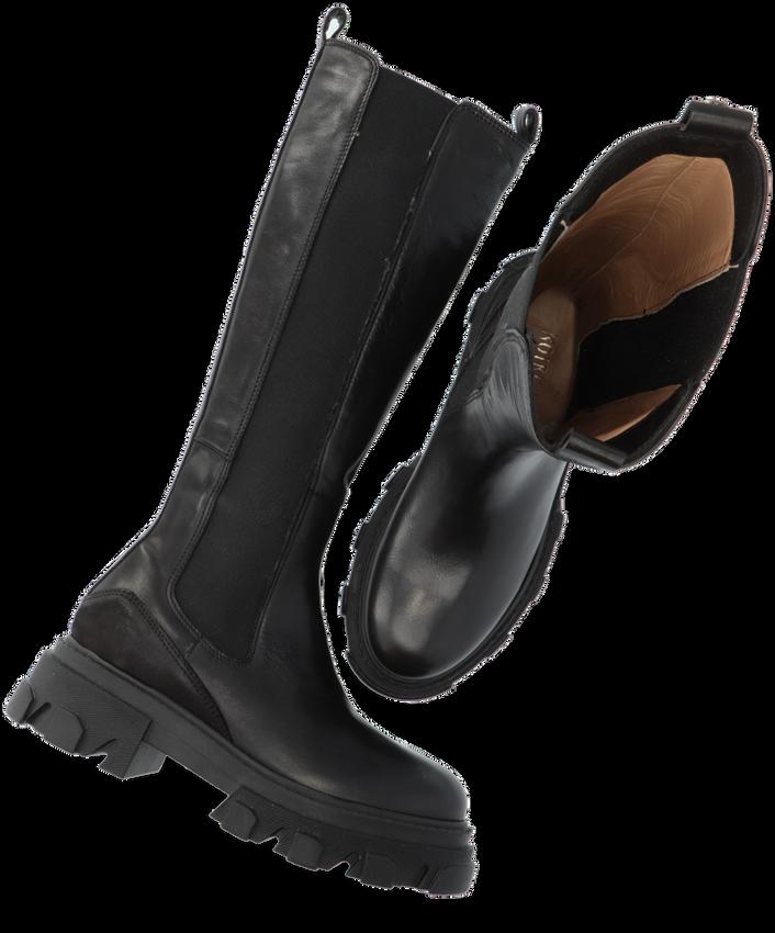 Zwarte NOTRE-V Chelsea boots 01-576/PR - larger