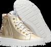 Gouden LEMARÉ Hoge sneaker 2546  - small