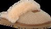 Beige UGG Pantoffels COZY KNIT SLIPPER - small