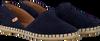 Blauwe VERBENAS Espadrilles CARMEN - small