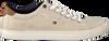 Beige TOMMY HILFIGER Sneakers SEASONAL TEXTILE  - small