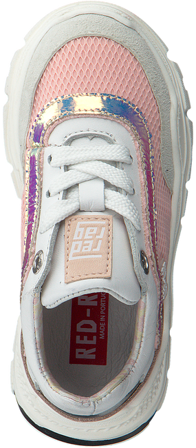 Roze RED-RAG Lage sneakers 13266  - large