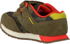 Groene TIMBERLAND Sneakers CITY SCAMPER OX  - small