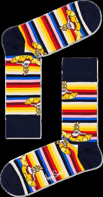 Multi HAPPY SOCKS Sokken BEATLES ALL ON BOARD SOCK  - large