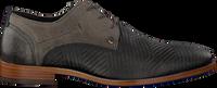 Grijze REHAB Nette schoenen SOLO ZIGZAG  - medium
