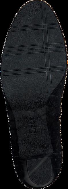 Zwarte GABOR Enkellaarsjes 861 - large