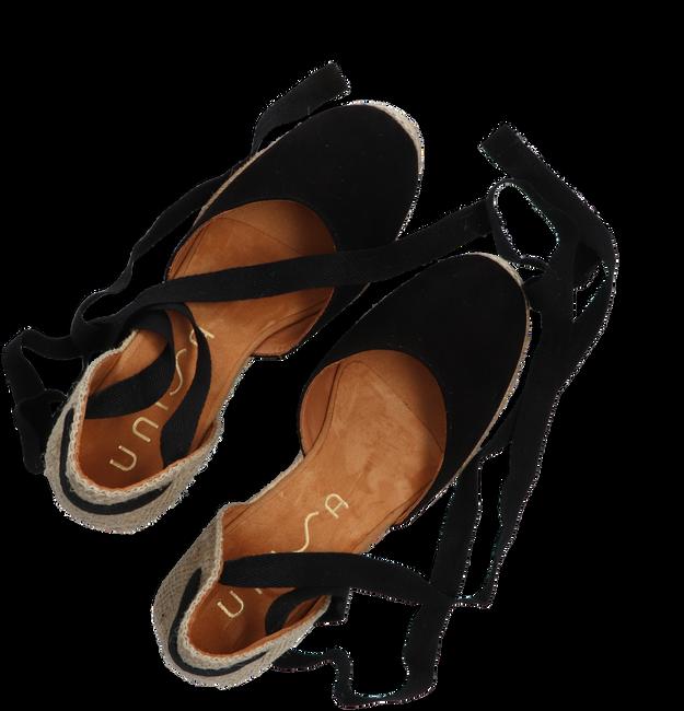 Zwarte UNISA Espadrilles CANDIDA  - large