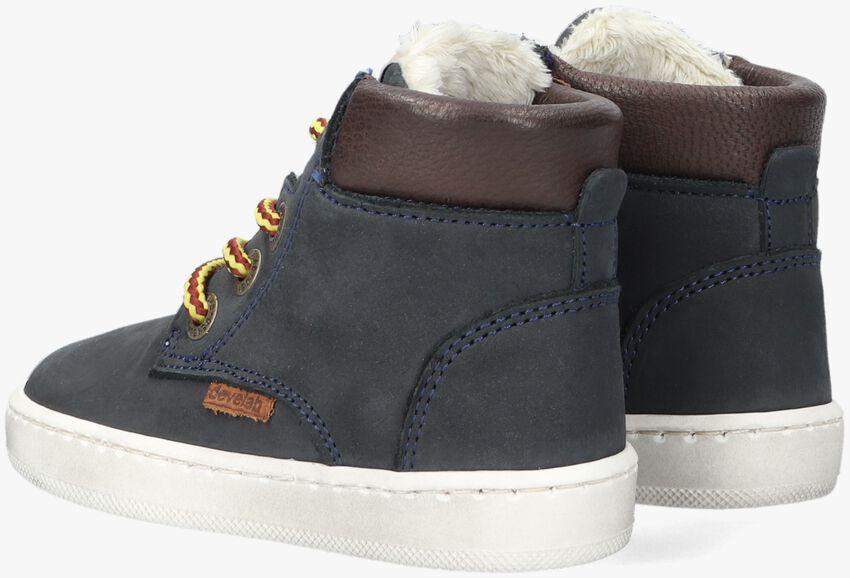 Blauwe DEVELAB Hoge sneaker 41855  - larger
