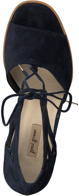 Blauwe PAUL GREEN Sandalen 3564  - large